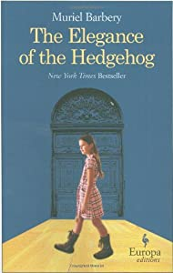 "Cover of ""The Elegance of the Hedgehog"""