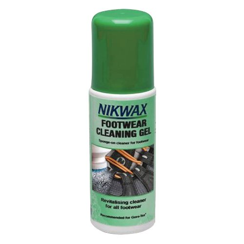 Nikwax Footwear Cleaning Gel 125ml (4.2 fl oz)