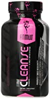 Fitmiss Cleanse   Daily Detox System1350mg Capsules 60 Count