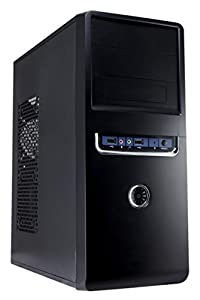 A6 6420K 4.20 GHz x2 Dual Core Fast Gaming PC 32GB DDR3 RAM 160GB HD Computer - Matte Black Professional Case Ideal For Home, Office, Work, Family, Back To School, University, Gaming PC, Desktop PC, Multimedia Player + Supports Full HD 1080p & Allows Dual Independent Screens, With SuperFast USB3 Ports, WiFi Ready Enabled, Wireless Broadband Internet, Ready For You To Install Windows (No Operating System)