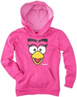 Angry Birds - sweat-shirt à capuche - fille