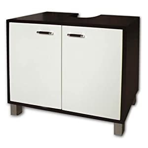 under sink cabinet with 2 doors bathroom cupboard with
