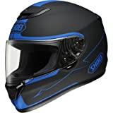 Shoei Passage Qwest Street Bike Racing Motorcycle Helmet - TC-2 / 2X-Large