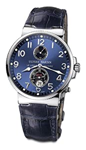Ulysse Nardin Men's 263-66/623 Maxi Marine Divers Blue Dial Watch