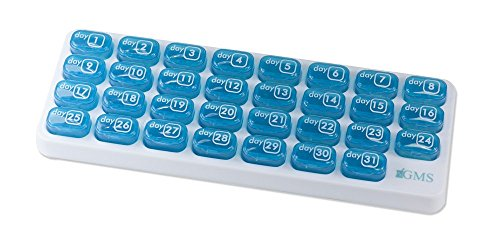 GMS-Brand-31-Day-Monthly-Pill-Organizer-Tray-with-Daily-Pop-out-Pods