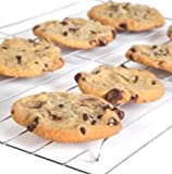 """2 Packs Light Weight Metal Oven Cooling Baking Rack. Size 13"""" X 9"""""""