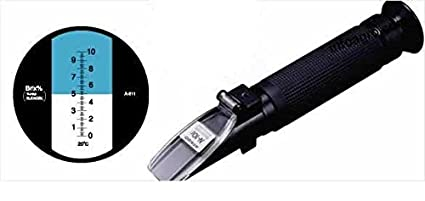 Atago N-10E Hand-Held Brix 0-10% Refractometer