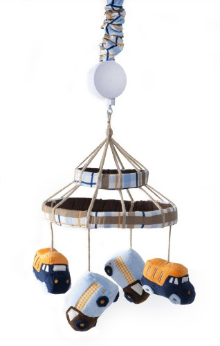 Carter's Musical Mobile, Street Fleet (Discontinued by Manufacturer)