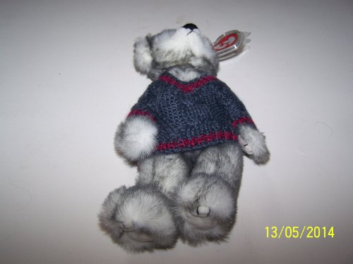 TY Attic Treasure - FAIRBANKS the Bear - 1