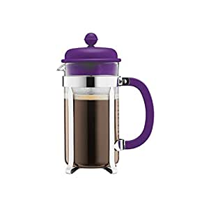 Original French Press Coffee Maker : Amazon.com: Bodum Caffettiera Coffee Maker: The Original French Press - Assorted Colors: Kitchen ...