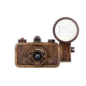 Lomography La Sardina Camera & Flash Coyote [Camera]