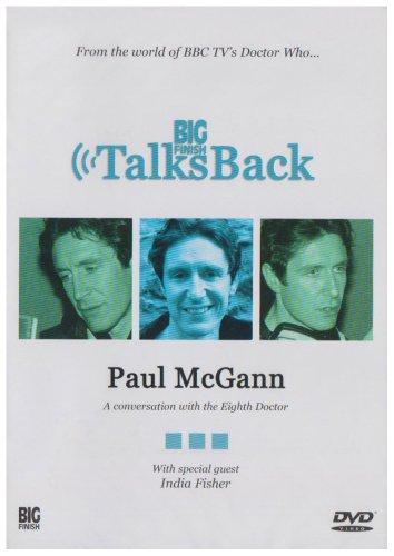 Big Finish Talks Back: A Conversation with the Eighth Doctor Paul McGann [DVD]