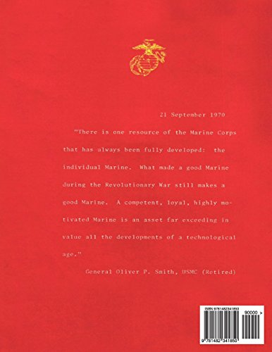 Progress and Purpose:  Developmental History of the United States Marine Corps, 1900-1970