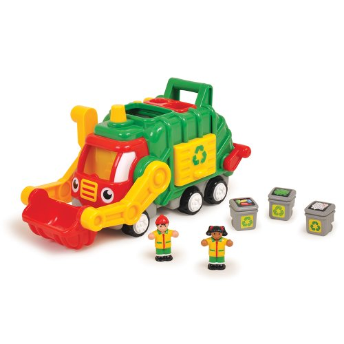 WOW Flip 'n' Tip Fred - Town (6 Piece Set) (Wow Trash Truck compare prices)