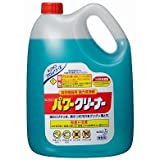 花王 厨房機器用強力洗浄剤 Kaoパワークリーナー 4.5L×4本入