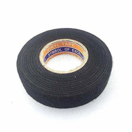 Fleece Wire Harness Fuzzy Tape : Thinkpack black fuzzy fleece interior wire loom harness