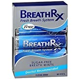 BreathRx Sugar-Free Mints - 60 Count