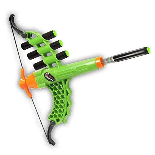 Raptor Long-Range Covert Ops Bow Dart Blaster from Dart Zone - 1