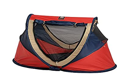 Travel Cot Peuter Luxe (Red) from Deryan