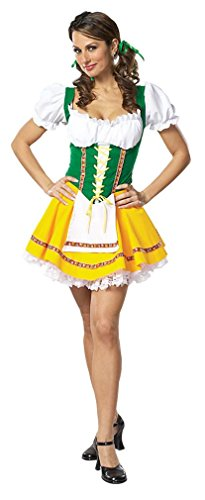 Beer Garden Girl X-Small Costume