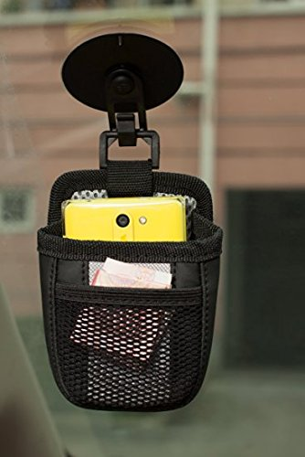 Better Space Vehicle Cell Phone Pouch Holder, Black (Air Vent Pouch compare prices)