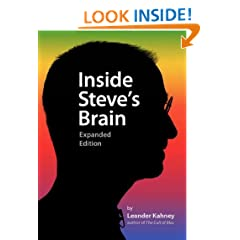 Inside Steve's Brain, Expanded Edition