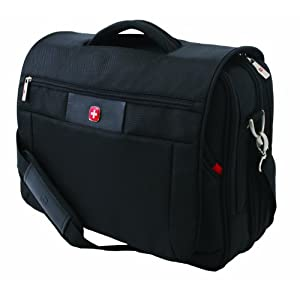 SwissGear TSA Messenger Bag for Laptop ($52.99)