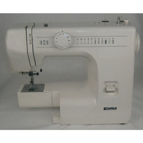 kenmore sewing machine 385 review
