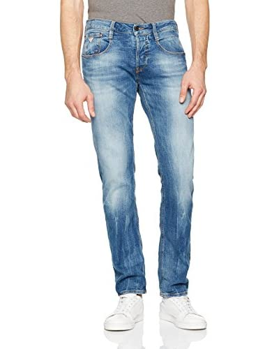 Guess Jeans Slim Straight Vermont [Denim]