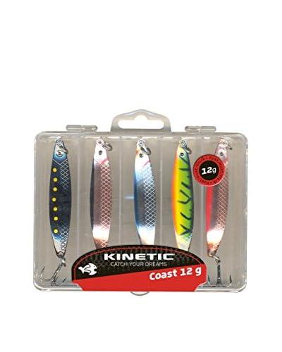 Kinetic Esca Artificiale x5 Coast 24G Multicolor