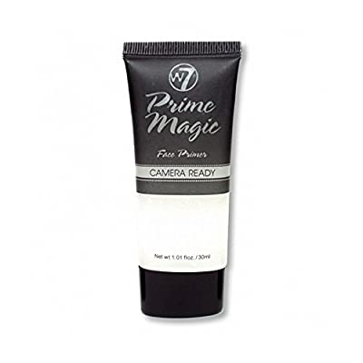 W7 Cosmetics W7 Prime Magic Camera Ready Face Primer 30ml