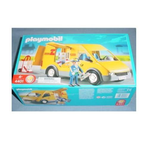 Amazon.com: Playmobil 4401 Mail Truck Set