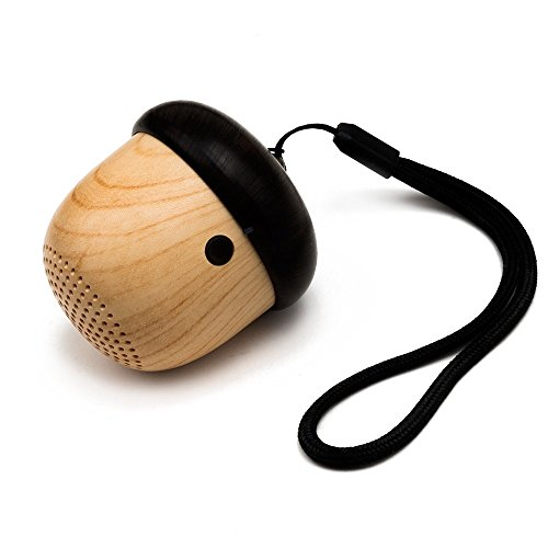 js-portable-mini-wireless-bluetooth-speaker-wood-grain-nut-shape-with-loud-and-crystal-clear-sound-r