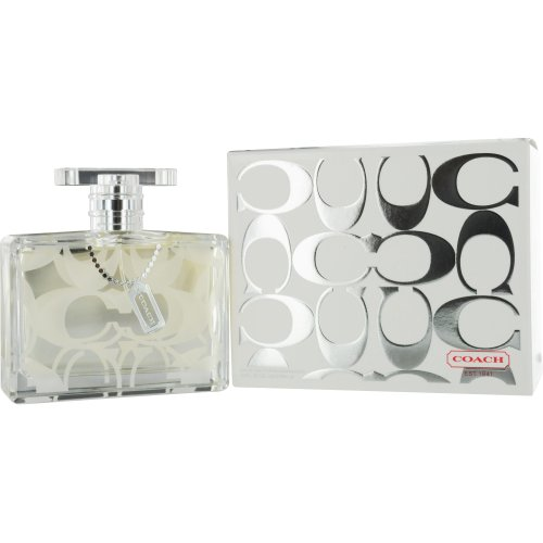 Coach Signature Eau De Toilette Spray for Women, 3.4 Ounce