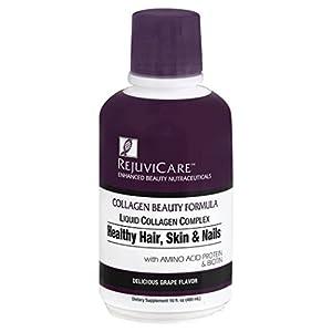 Kardashian Rejuvicare Liquid Collagen Formula Grape -- 16 fl oz