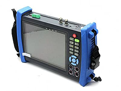 "Seesii HVT-3600M 7"" CCTV Security Camera AV Tester Input PTZ Tester Monitor Analog HDMI VGA Multimeter"