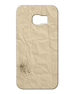Pickpattern Hard Back Cover for Samsung S-6 Edge