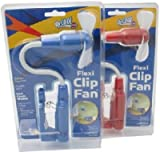 Flexi Clip Fan