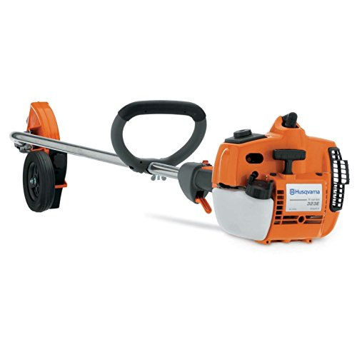 Great Deal! Husqvarna 323EX 24.5cc 2-Stroke Gas Powered 8-Inch Lawn Edger