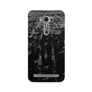 TAZindia Printed Hard Back Case Cover For Asus Zenfone Laser 2 ZE500ML