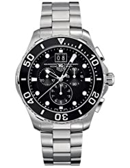 TAG Heuer Men's Aquaracer CAN1010BA0821 Chronograph Watch