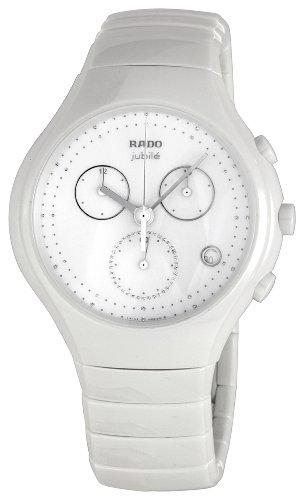 Rado Women's R27832702 True White White Ceramic Bracelet Watch