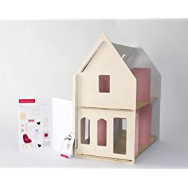 Lille Huset Eco-Friendly Modular Doll House
