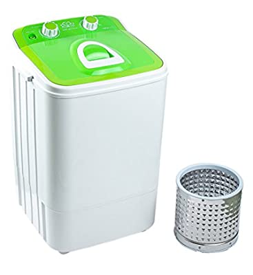 DMR 46-1218 Single Tub Washing Machine with Steel Dryer Basket (4.6 kg, Grey)