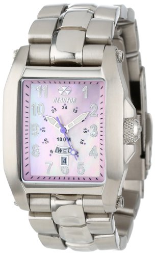 REACTOR Women's 97213 Fusion 2 Mid Classic Analog Watch
