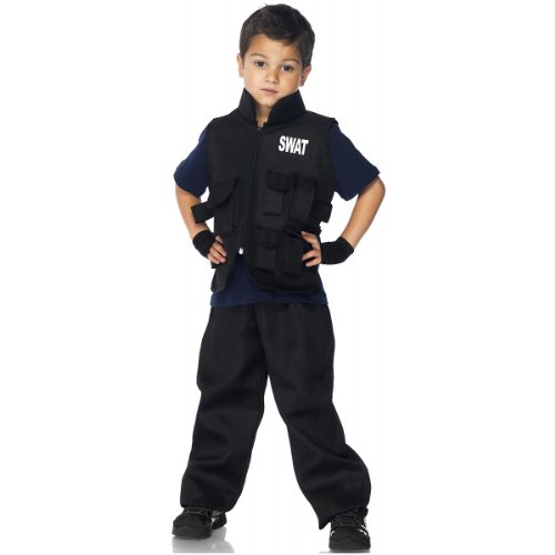 SWAT Commander Costume - Medium