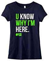 Seattle U Know Why I'm Here Women's T-Shirt