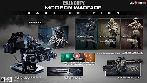 Call of Duty: Modern Warfare - Dark Edition (PS4)