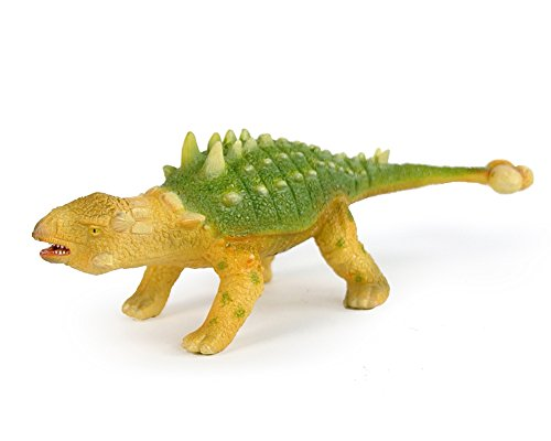 Geoworld Jurassic Hunters Euoplocephalus Model - 1