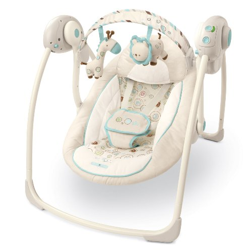Selection guide of portable baby swing